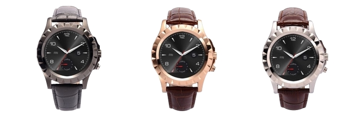 Prodigy Smart Watches Leather Strap