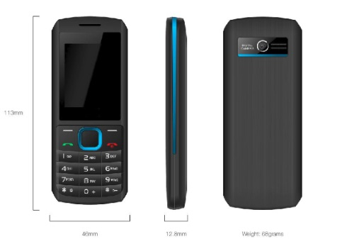 Dual SIM world international phone