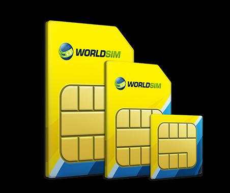 Free International SIM card