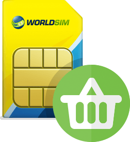 Purchase a WorldSIM card