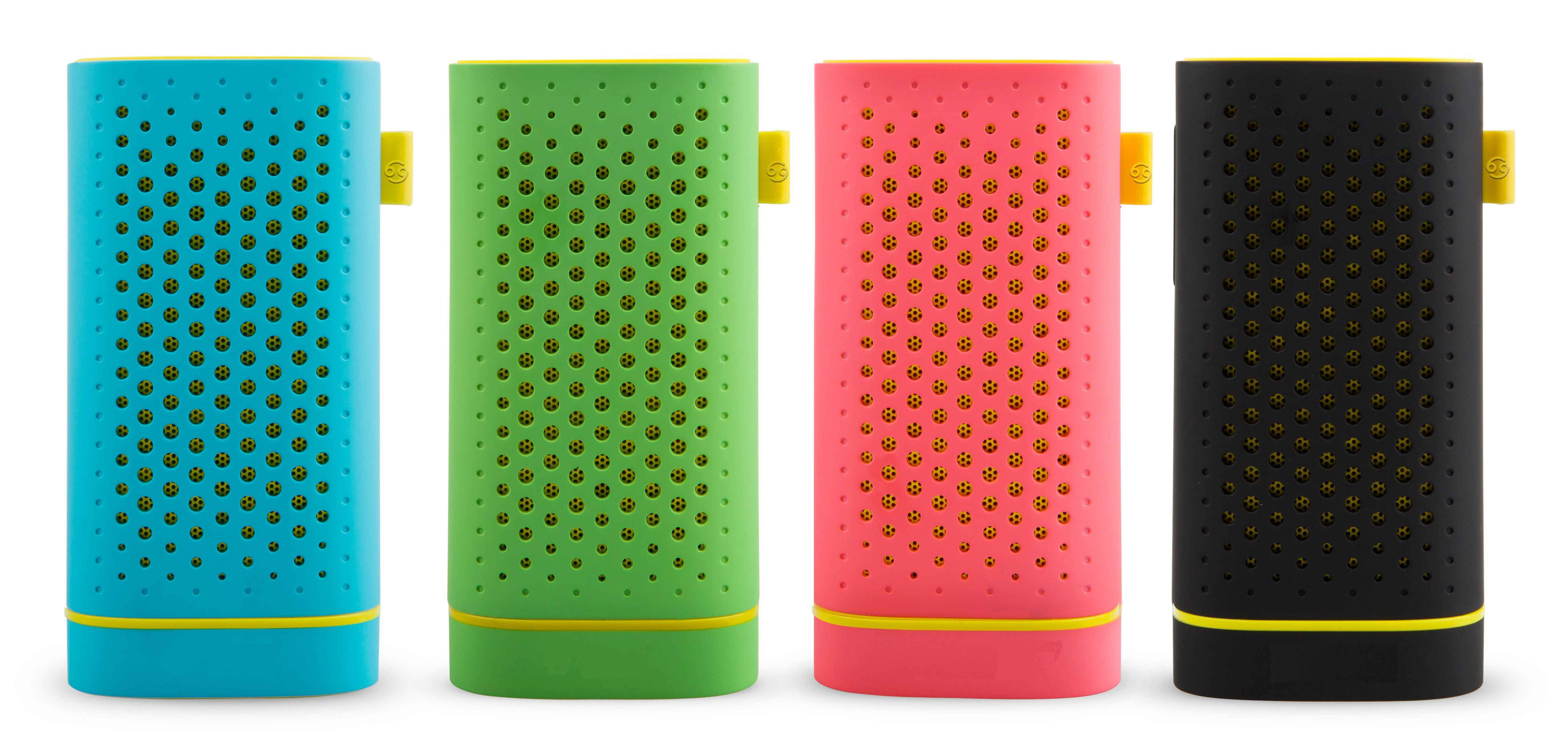 Bluetooth speakers with powerbank