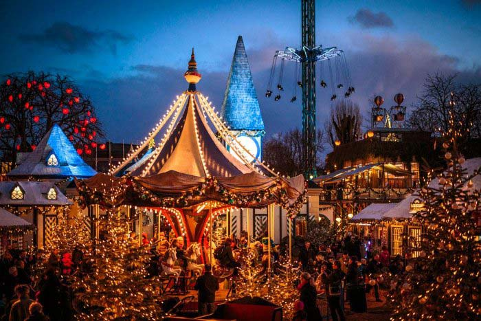 Christmas Market Denmark