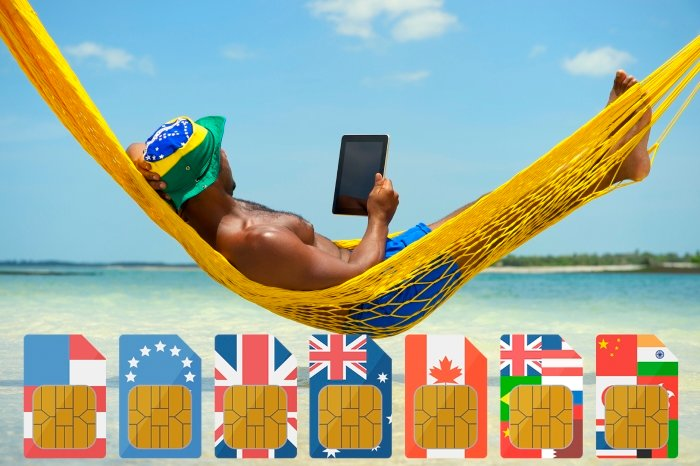Data roaming bundles