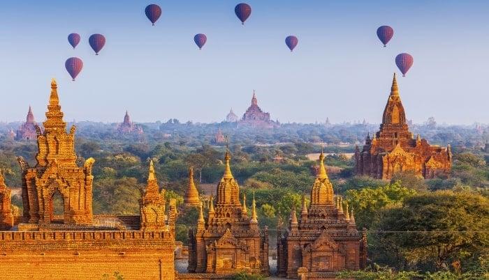 Bagan, Myamar