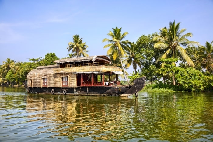house boat cruise, Kerala, India