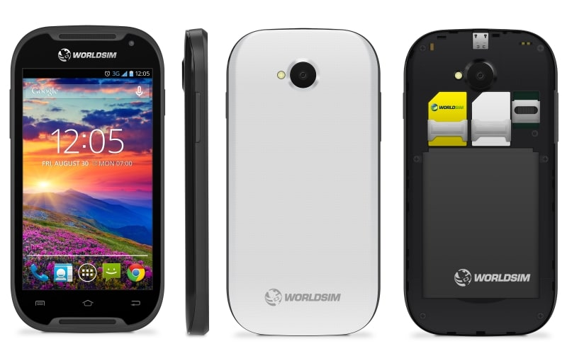 Orbizz Dual SIM Android Phone
