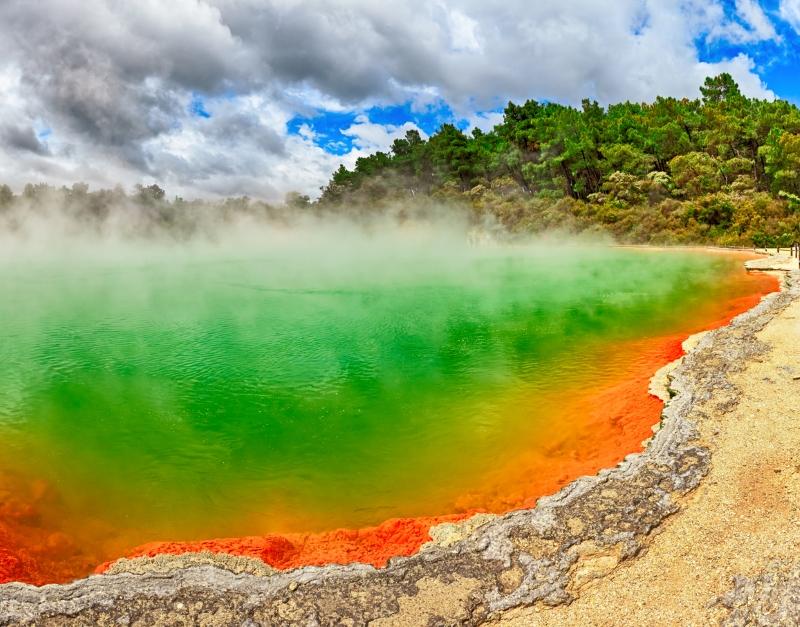Rotorua new zealand holiday travel 2017