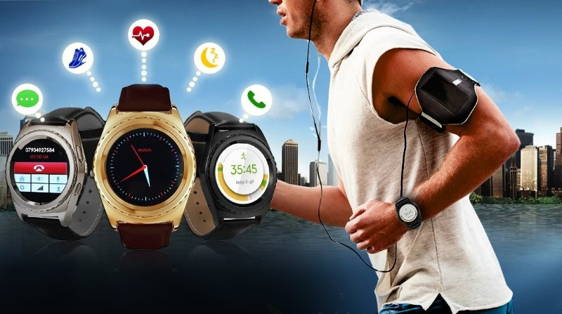 smartwatch to stay healthy