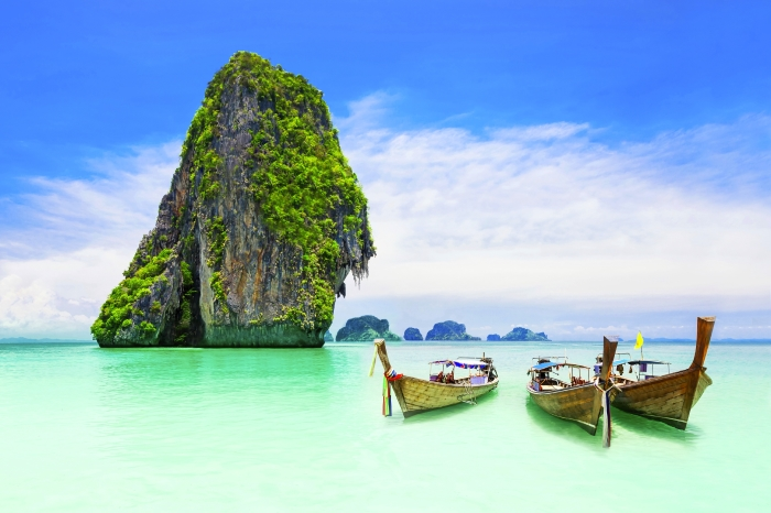 Sea view in Thailand