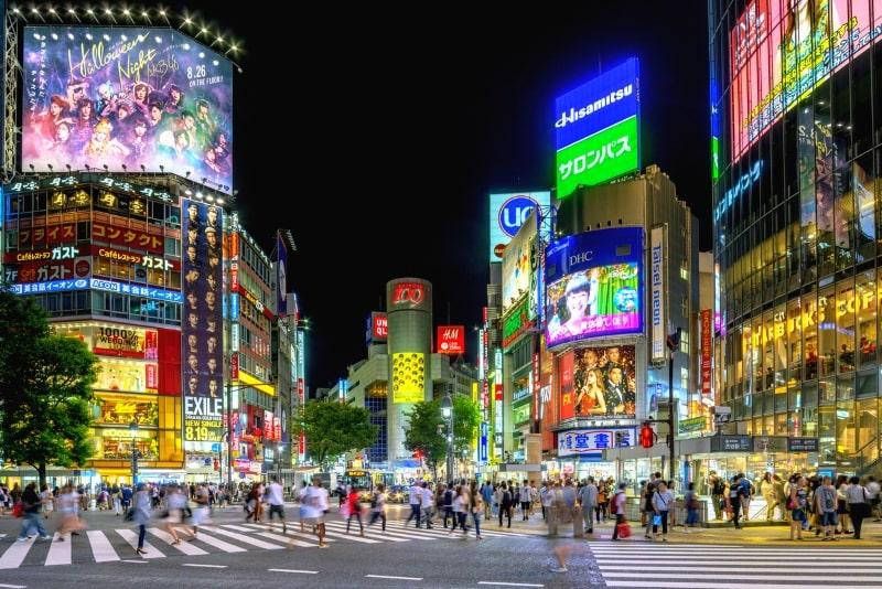 Tokyo, Japan holiday travel 2017