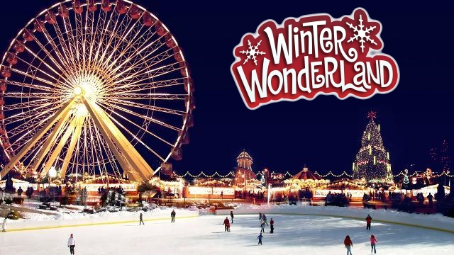 Winter Wonderland Christmas Market London