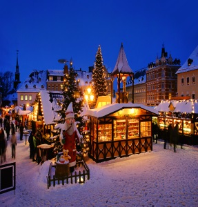 Top 12 Christmas Markets around the world