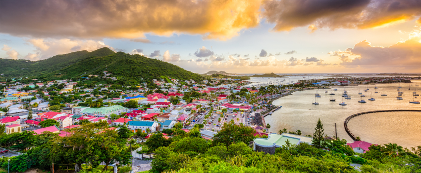 SXM Festival, Caribbean