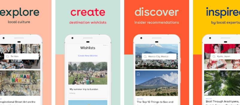 Cultural Trip App