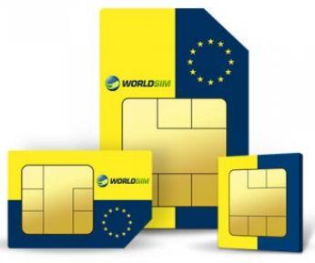 Europe SIM Card