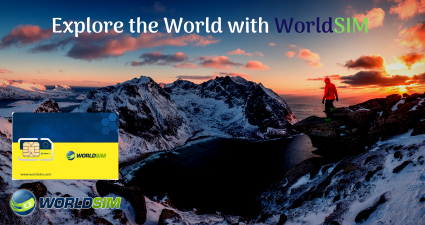 explore the world with worlsim