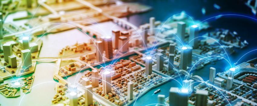 Iot in Infrastructure